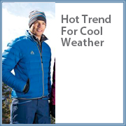 Hot Trend for Cool Weather
