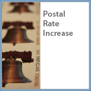 Postal Rate Increase